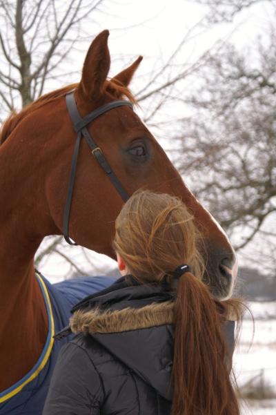 Mys med min fina lilla ponny :)
