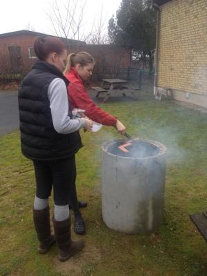 grillning 14 feb