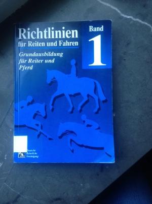 tyska ridhandboken